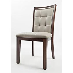 """Jofran: 1672-385KD, Manchester, Dining Side Chair, 21""""W X 23"""