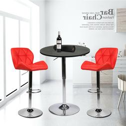 3 pcs counter height dining set round