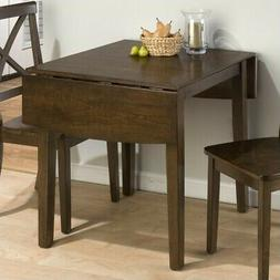 Jofran 342 Series Double Drop Leaf Dining Table in Taylor Ch