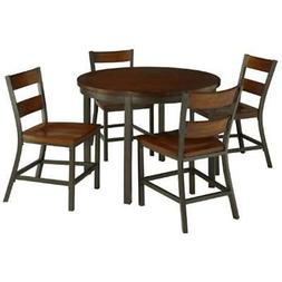 5411-308 Table & Chair Sets Cabin Creek 5-piece Dining