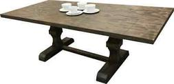 Acme Furniture 60737 Landon Dining Table, Salvage Brown-1 Se