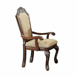 ACME Furniture 64078 Chateau de Ville Espresso Arm Chair
