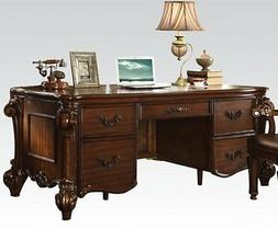 ACME Furniture 92125 Vendome Executive Desk, Cherry