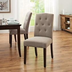 Better Homes and Gardens Parsons Dining Room Table Chair, Be