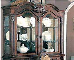 Coaster Home Furnishings Saint Charles 2-Door Hutch Antique