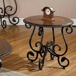 Steve Silver Company Crowley End Table