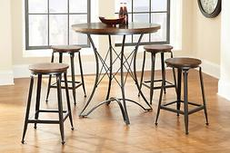 Steve Silver Adele 5 Piece Counter Height Dining Set AE3605P