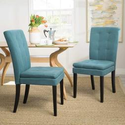 amalee lucid design inspired fabric dining chair
