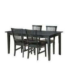 Home styles 5181-318 Arts Crafts 5PC Dining Set