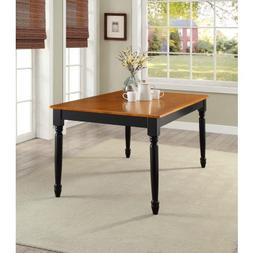 Better Homes Gardens Autumn Lane Farmhouse Dining Table | Bl