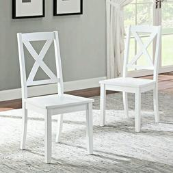 Better Homes & Gardens Maddox Crossing Dining Chairs, Set of