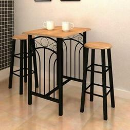 Breakfast Table Set Dining Table Set Kitchen Furniture 1 Tab