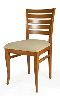 Beechwood Mountain BSD-112S-C Solid Beech Wood Side Chairs i