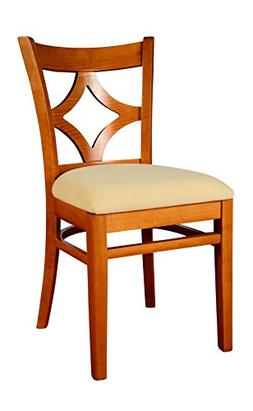 Beechwood Mountain BSD-23S-C Solid Beech Wood Side Chairs in
