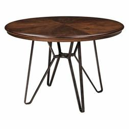 Signature Design by Ashley Centiar Round Dining Table