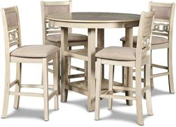 Classic Furniture Gia Counter Dining Set, Bisque