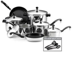 classic series stainless steel cookware