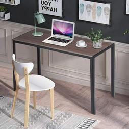 Computer Desk PC Laptop Table Contemporary Wooden Workstatio