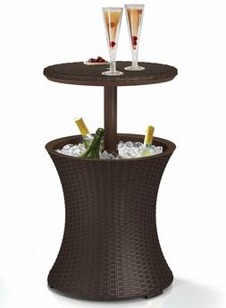 cool bar table patio set outdoor furniture