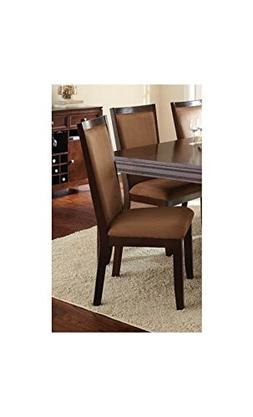 Steve Silver Company Cornell Side Chair, Set of 2