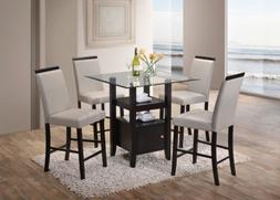 counter dining set