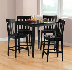 counter height dining set table and chair