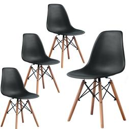 Dining Chairs Dining Room Chairs Mid Century Modern Black Ta