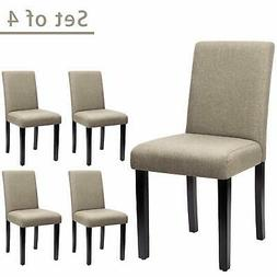 Dining Chairs Set of 4 Kitchen Dinning Room Chair Upholstere