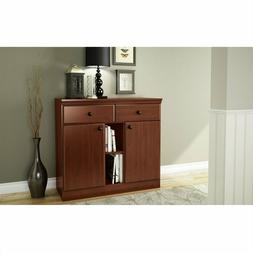 DINING ROOM BUFFET SIDEBOARD CONSOLE TABLE IN CHERRY WOOD FI