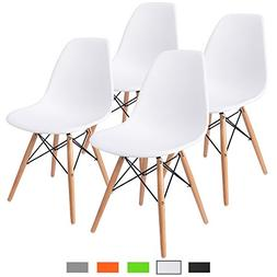 eames assembled dining chair effiel