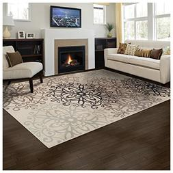 elegant leigh collection area rug