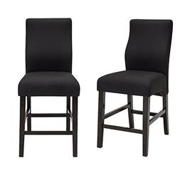 fabric barstools dining chairs counter
