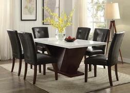Acme Furniture Forbes 7 Piece Dining Set 72120