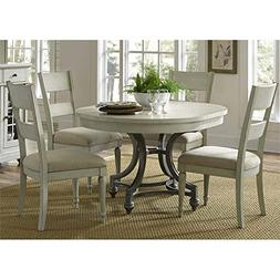 Liberty Furniture Harbor View III 5 Piece Round Dining Set i