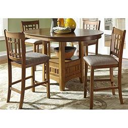 Liberty Furniture Santa Rosa 5 Piece Counter Height Dining S