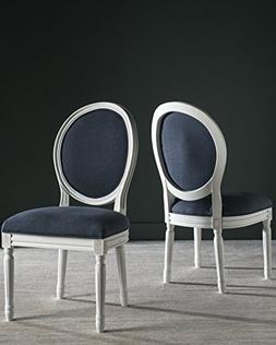 Safavieh Home Collection Holloway French Brasserie Navy Line