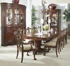 12 piece mahogany dining set table