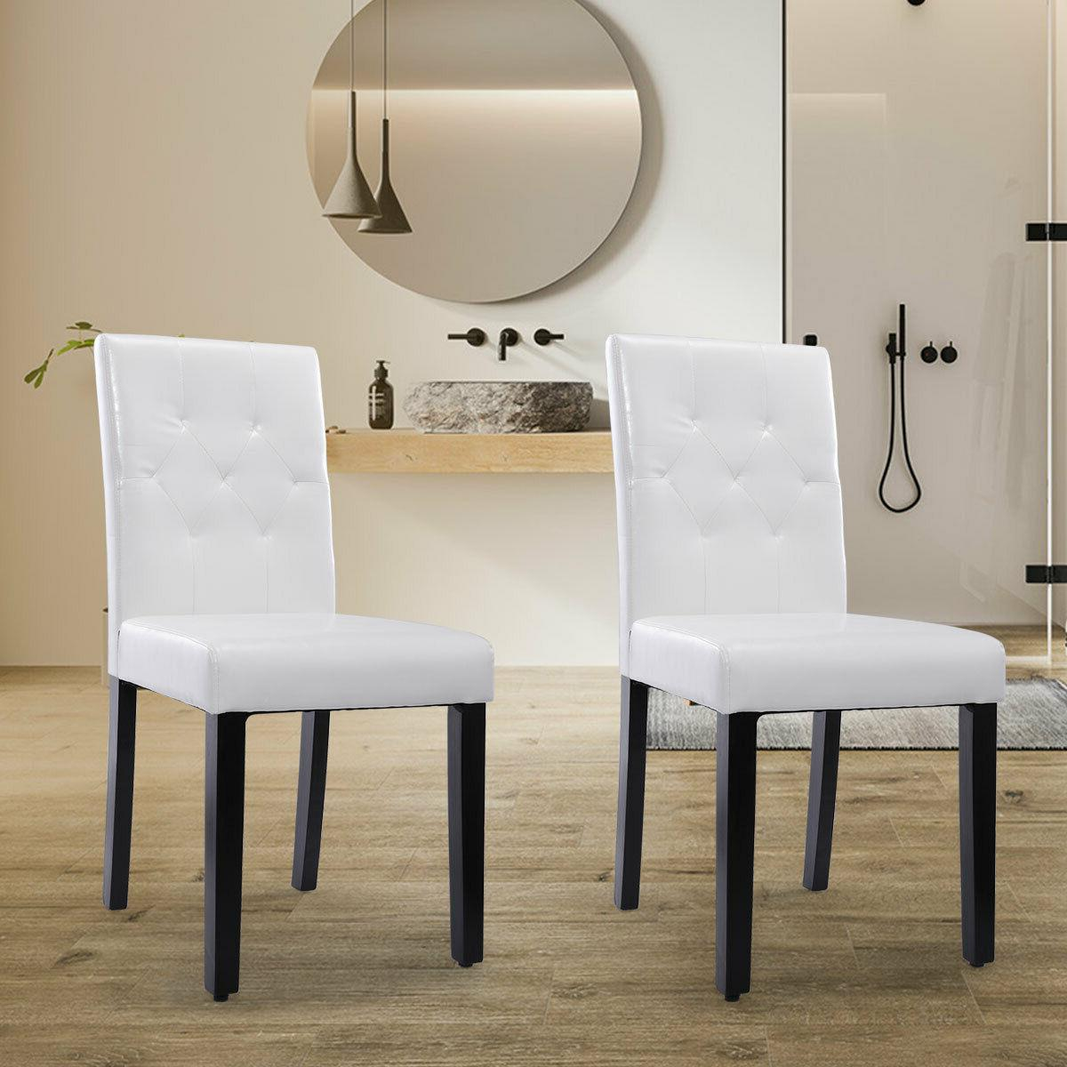 2 4 6pcs dining room chair kitchen