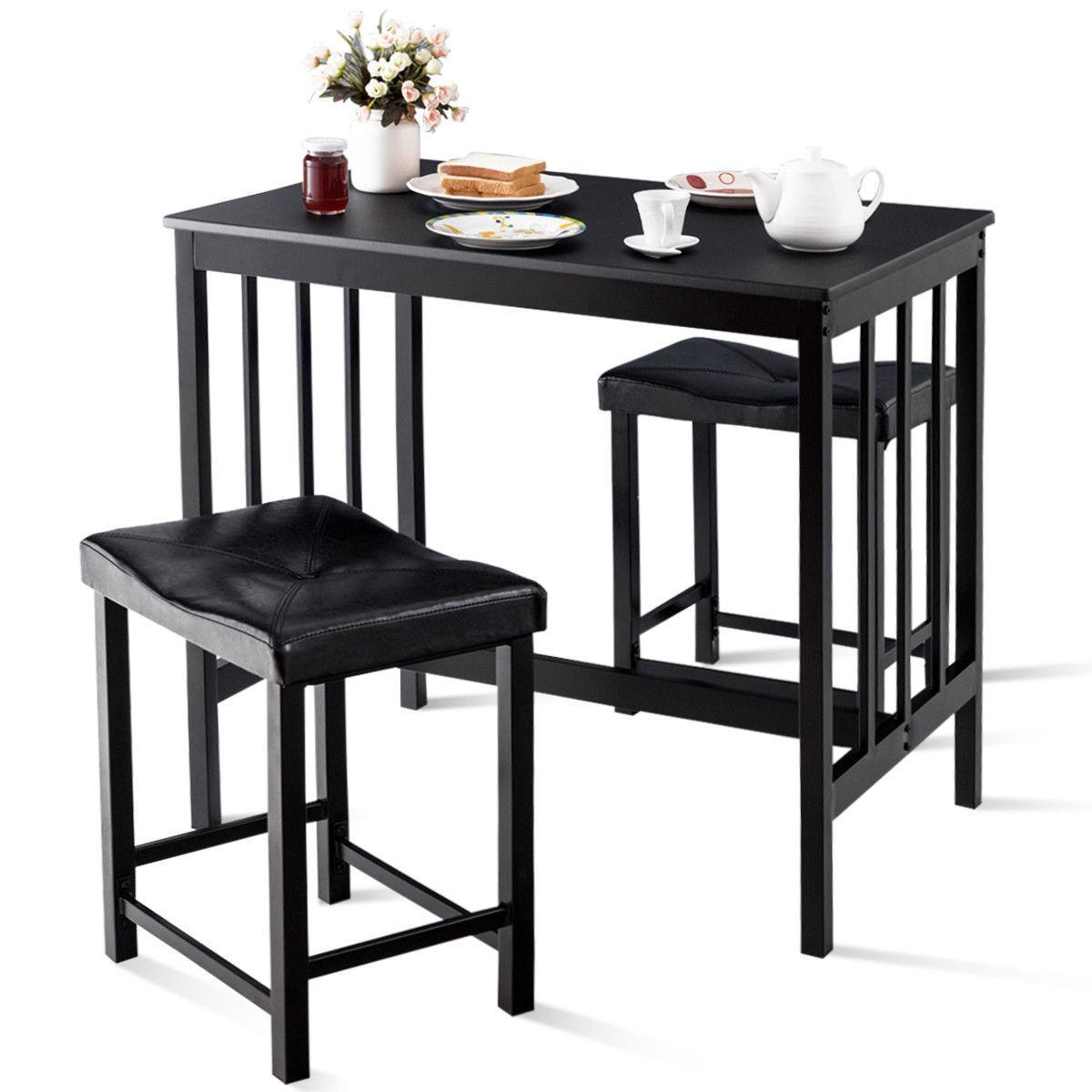 3 Modern Height Dining And 2 Bar Furniture