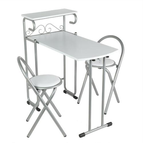 Folding MDF Table 2 Kitchen Room