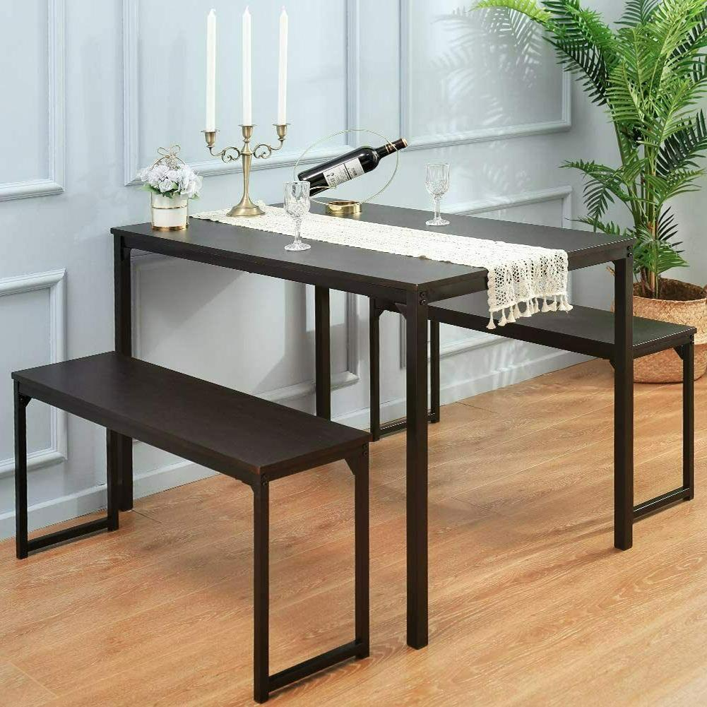 3 Dining Look Table Kitchen Room Furniture