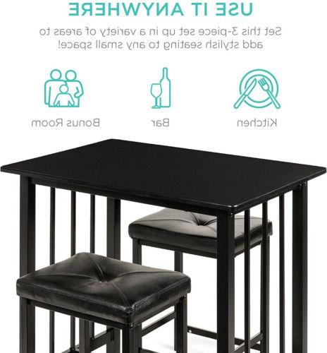 3 Piece Table Set Counter 2