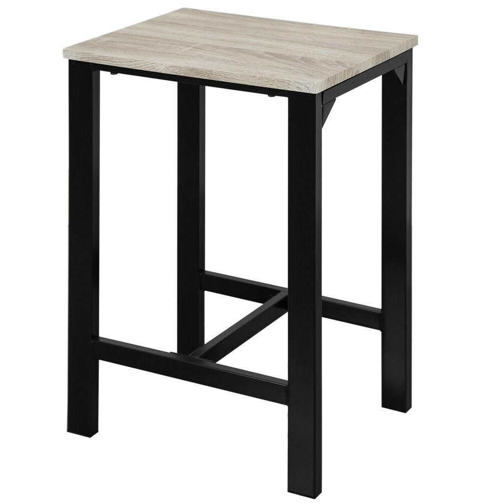 5 Wood Metal Table and Furniture