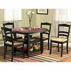 Target Marketing Systems 5 Piece Paloma Dining Set with 4 Ru