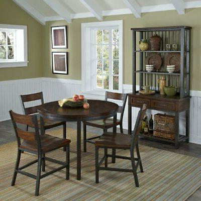 Home 5411-308 Cabin Creek 5-piece Dining