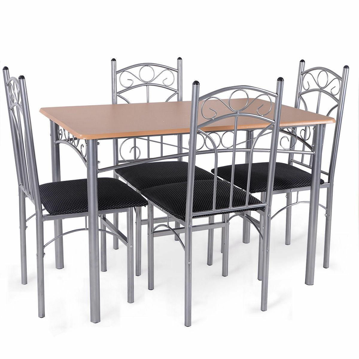 5PCS Table and Home Kitchen