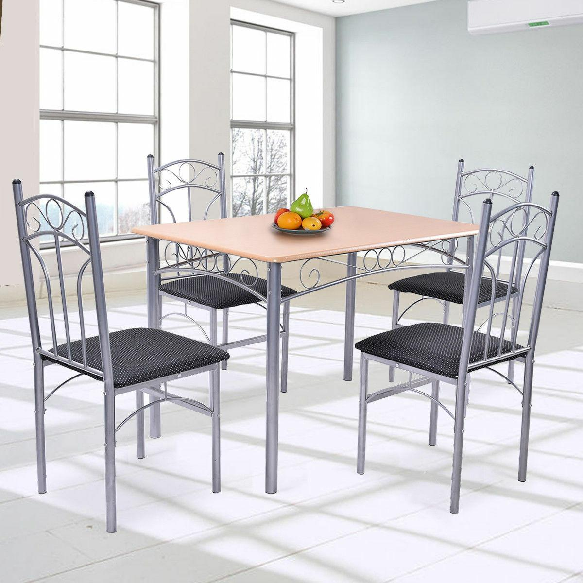 5PCS Dining Table and Home Furniture