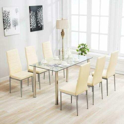 7 Dining Table Set Top with