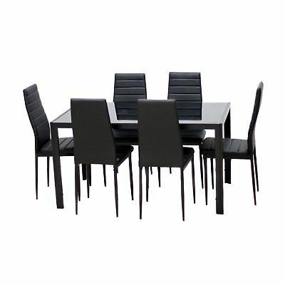 IDS Online Modern Set Faxu With 6 Chairs