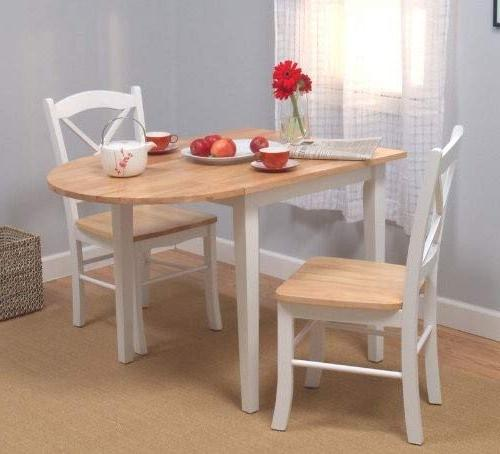 Target Piece Dining Set with Chairs and Leaf